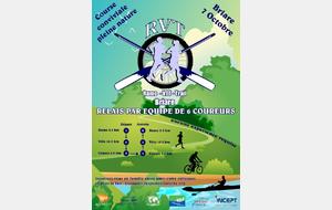 7 octobre : Rame-Vélo-Trail